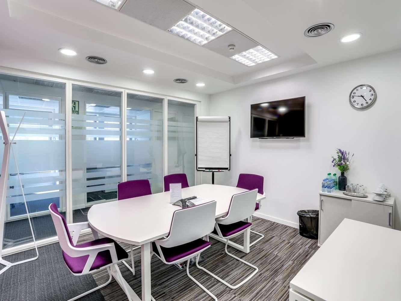 Oficina Madrid, 28020 - Coworking - ORENSE 4 - 20172