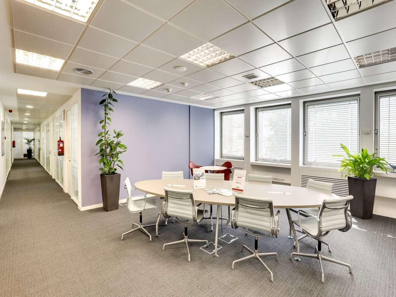 Oficina Madrid, 28020 - Coworking - ORENSE 4 - 20175
