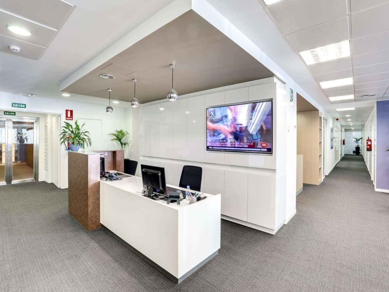 Oficina Madrid, 28020 - Coworking - ORENSE 4 - 20177