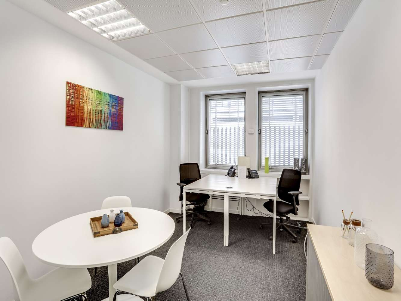 Oficina Madrid, 28020 - Coworking - ORENSE 4 - 20179