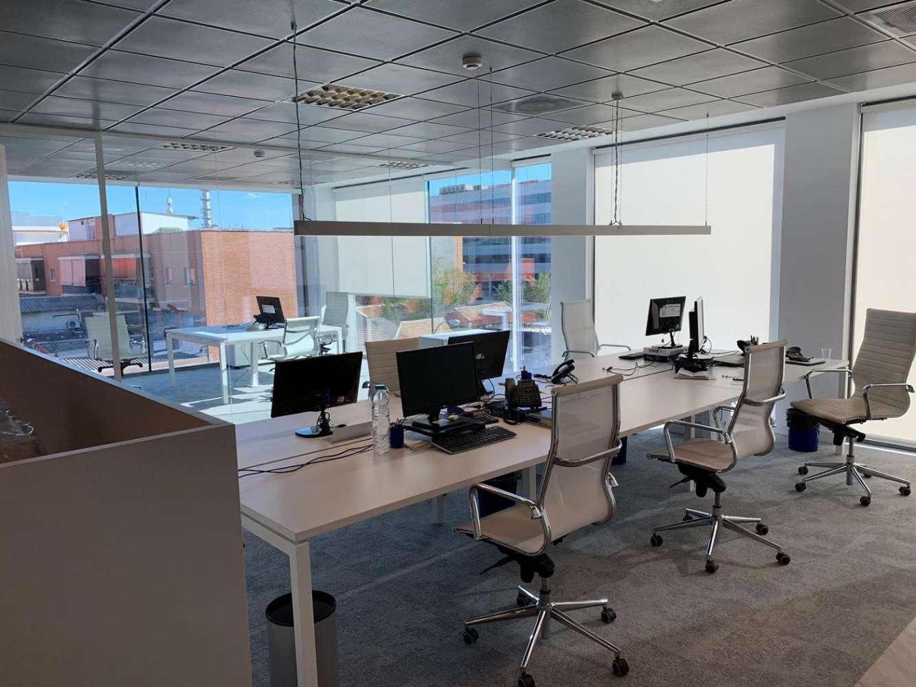 Oficina Madrid, 28037 - Edif B Complejo Puerta del Este - 20238