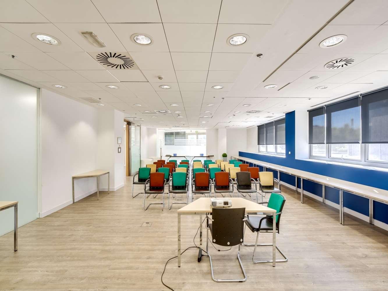 Oficina Madrid, 28042 - Coworking - RIBERA DEL LOIRA 46 - 20608