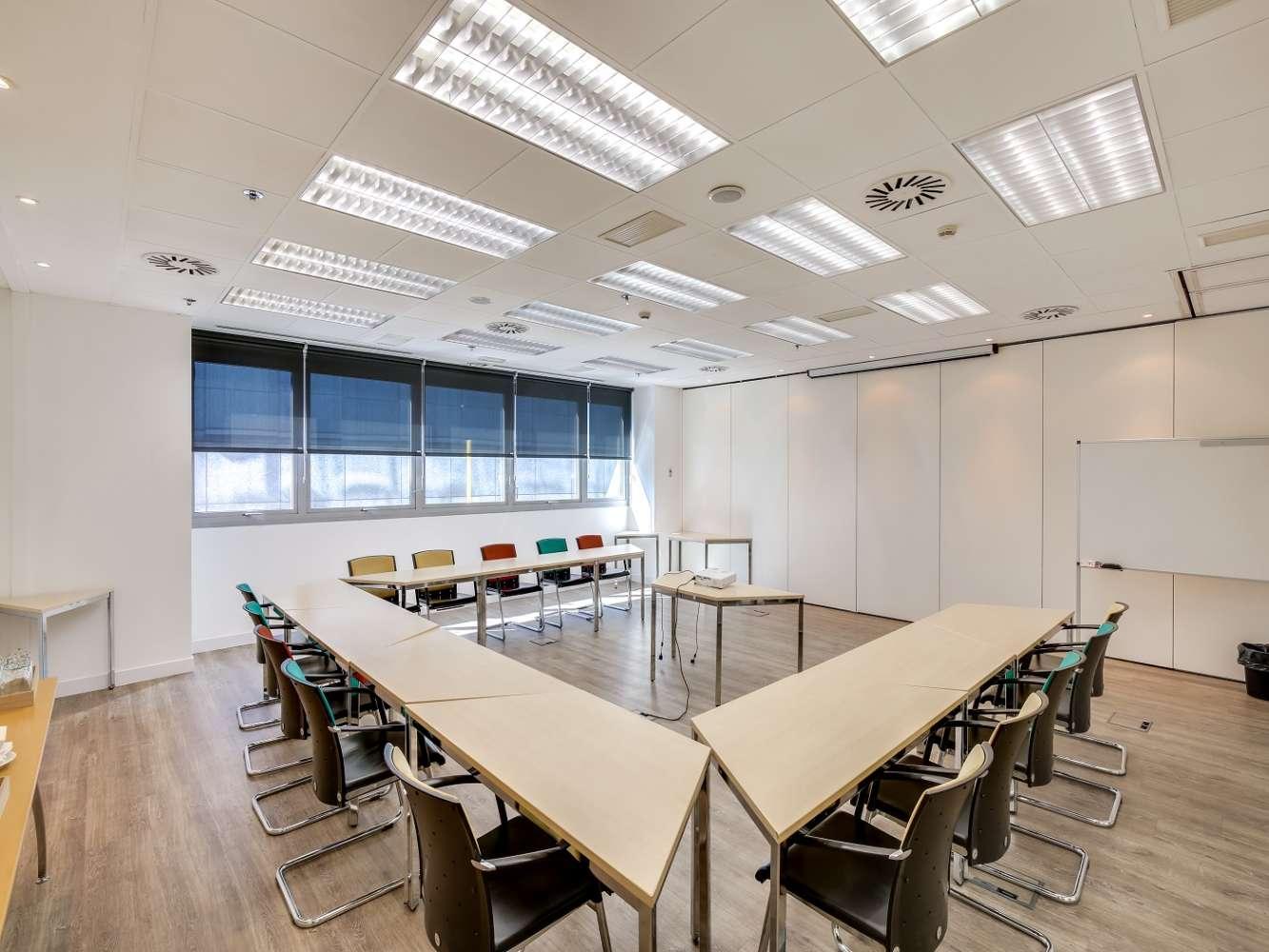 Oficina Madrid, 28042 - Coworking - RIBERA DEL LOIRA 46 - 20611