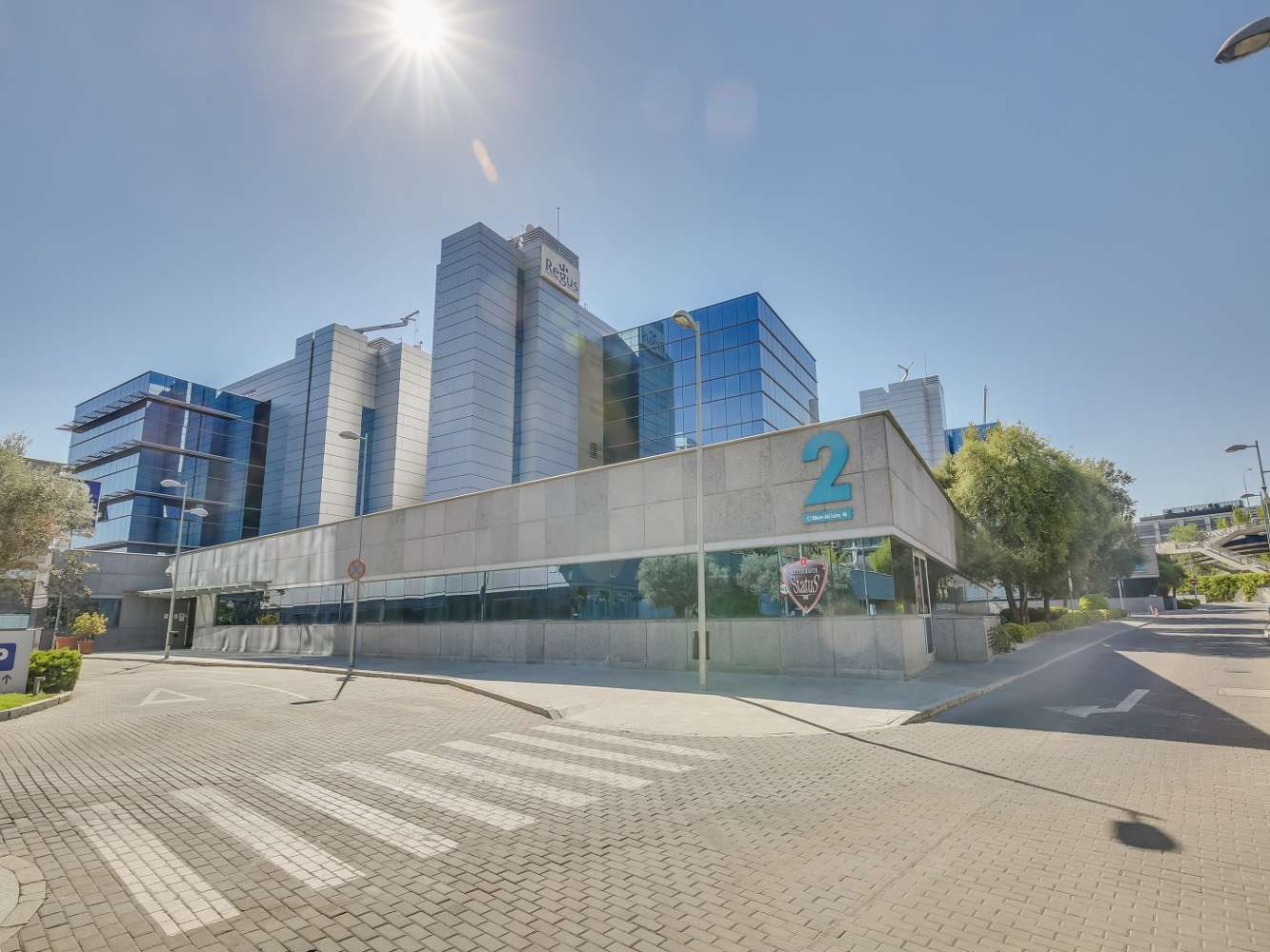 Oficina Madrid, 28042 - Coworking - RIBERA DEL LOIRA 46 - 20614