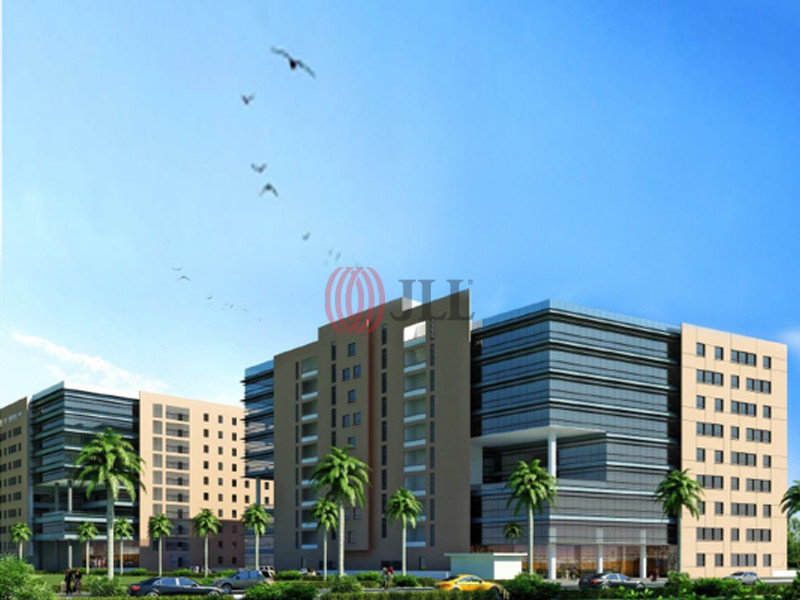 KRC Commerzone- Tower B | Chennai properties | JLL Property India