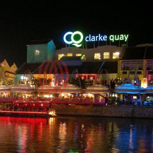 Blk D, Clarke Quay