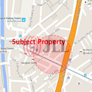 10 Blocks Shophouse on Main Road Hua Lamphong