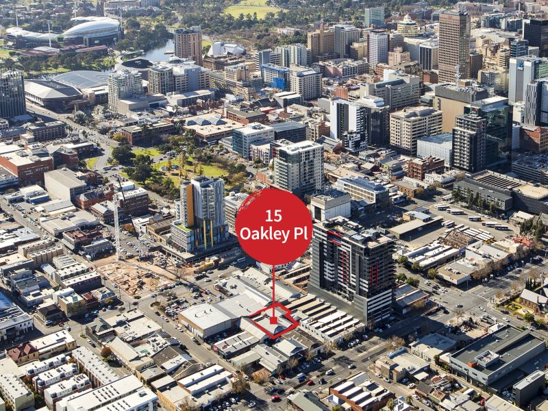 15 oakley place adelaide land development properties for 108 north terrace adelaide sa 5000