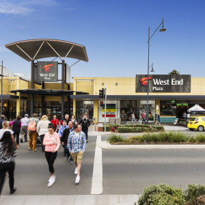 Australian Shopping Centre Portfolio - West End Plaza