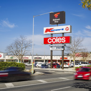 Australian Shopping Centre Portfolio - Belmont Village