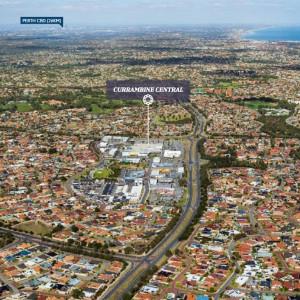 Australian Shopping Centre Portfolio - Currambine Central
