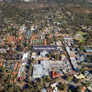 Australian Shopping Centre Portfolio - Kalamunda Central