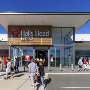 Australian Shopping Centre Portfolio - Halls Head Central
