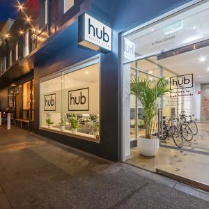 Hub Adelaide