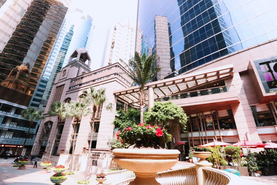 Ucommune Grand Millennium Plaza Sheung Wan Co Working
