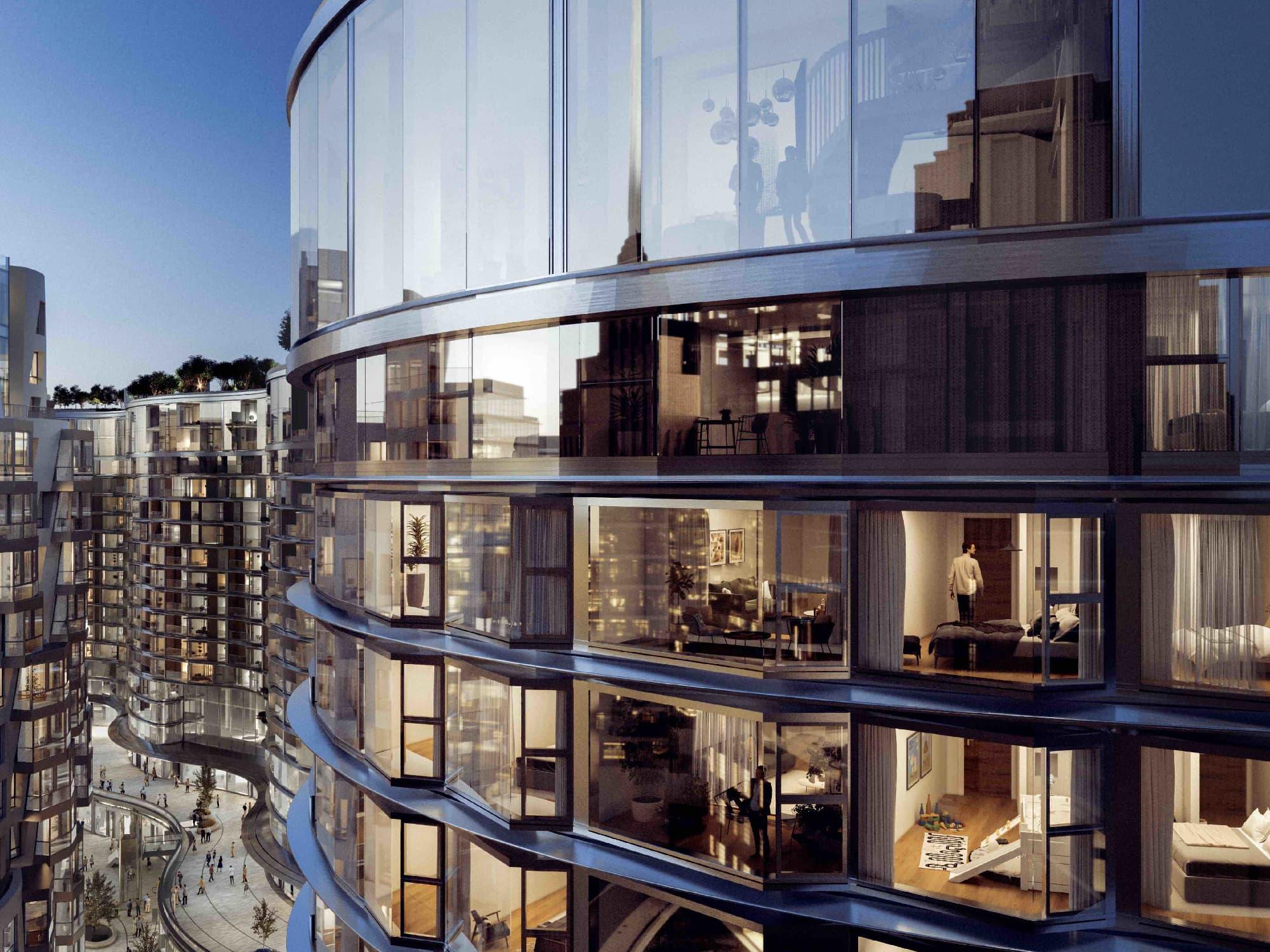 伦敦巴特西公寓VIP线下贵宾独家预览