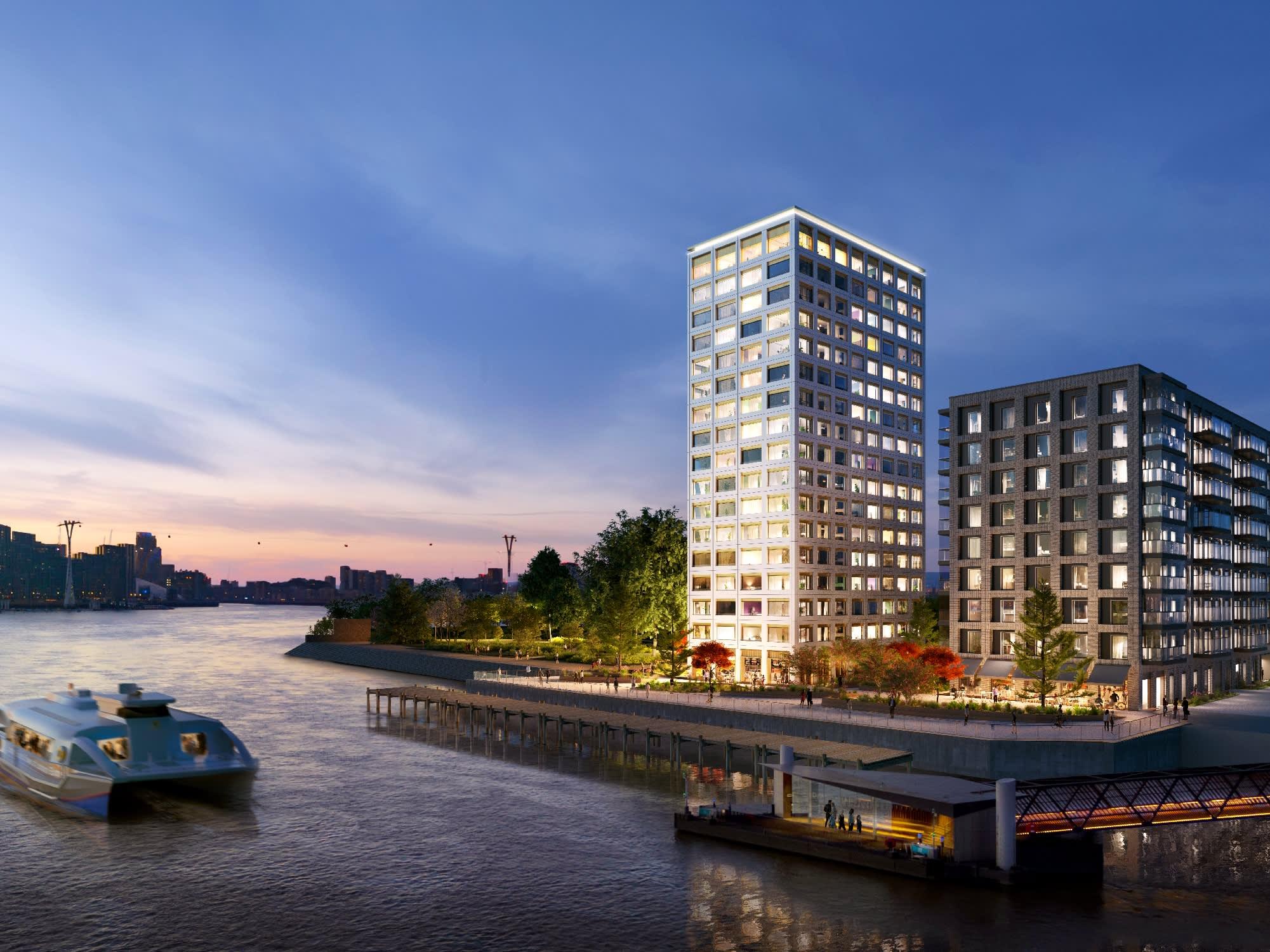 Riverscape London VIP线下贵宾独家预览