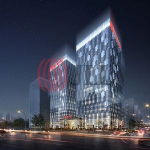 China Overseas Building, Tower A