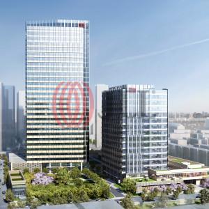 China Overseas International Center TowerA