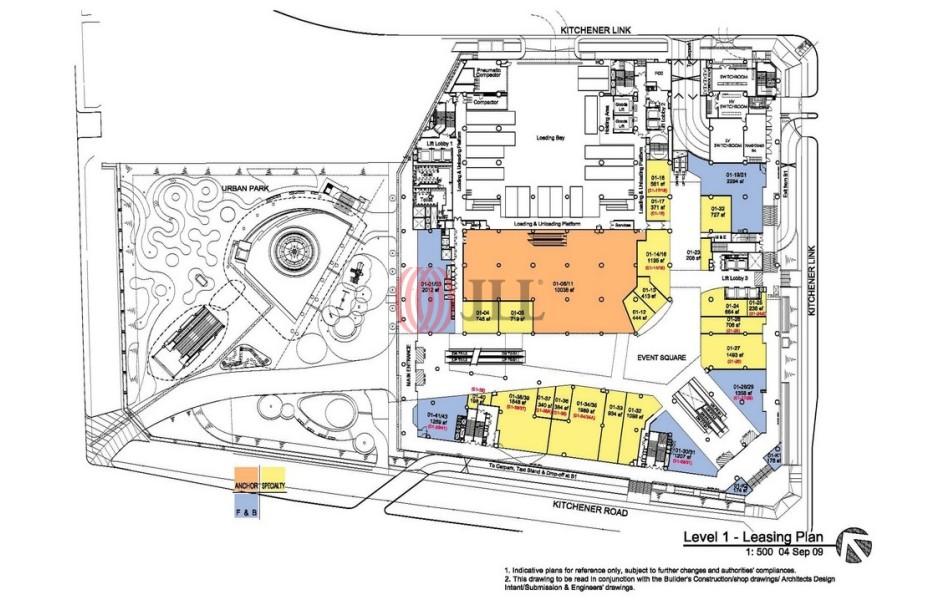 City Square Mall Singapore Properties Jll Sg