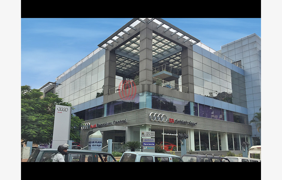 UB Plaza | Bengaluru properties | JLL Property India