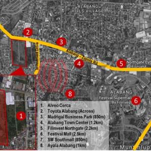 Goodyear Alabang-Zapote Property- Las Pinas City
