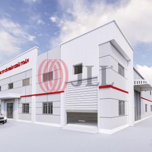 KTG Ready Built Factory - An Phuoc Industrial Park