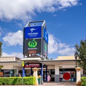 Riverdale Shopping Centre