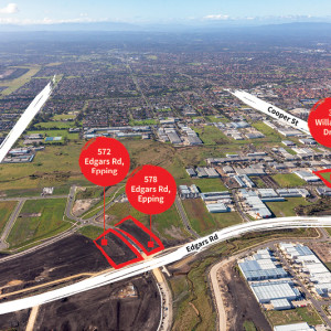572 & 578 Edgars Road + 30 Willandra Drive, Epping