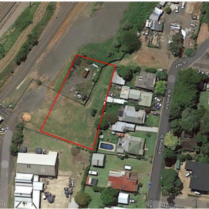 Parcel of Land behind Victoria & Gray Street, Gerringong - Gerringong Railway Station