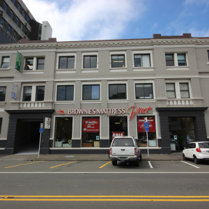 Brownies Mattress Direct Building