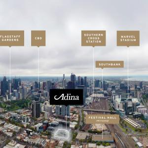 Adina Hotel, West Melbourne