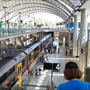 Parramatta Railway Station