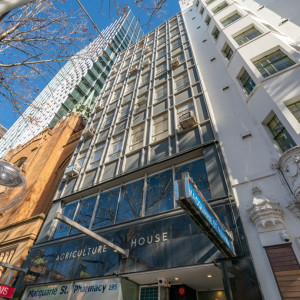 Suite 501/195 Macquarie Street