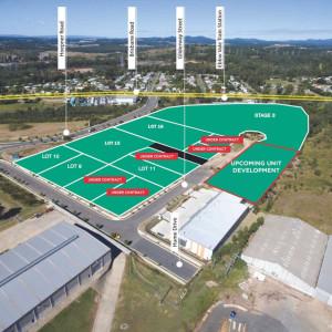Stage 2, Parkwest Industrial Estate