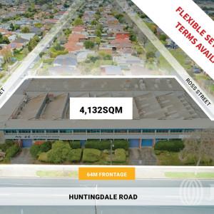 256-262 Huntingdale Road