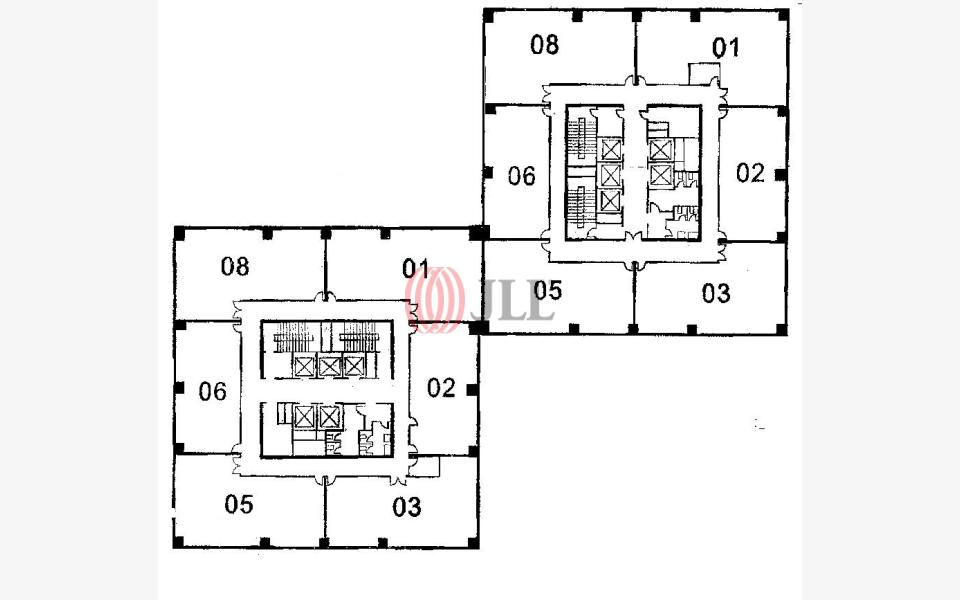 Fortune Plaza West Tower Guangzhoutianhe办公楼租赁