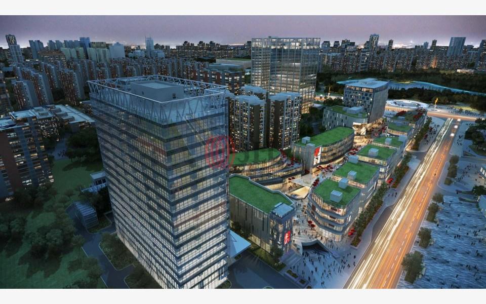 Daning Music Plaza Building H | ShanghaiJing'an办公楼租赁