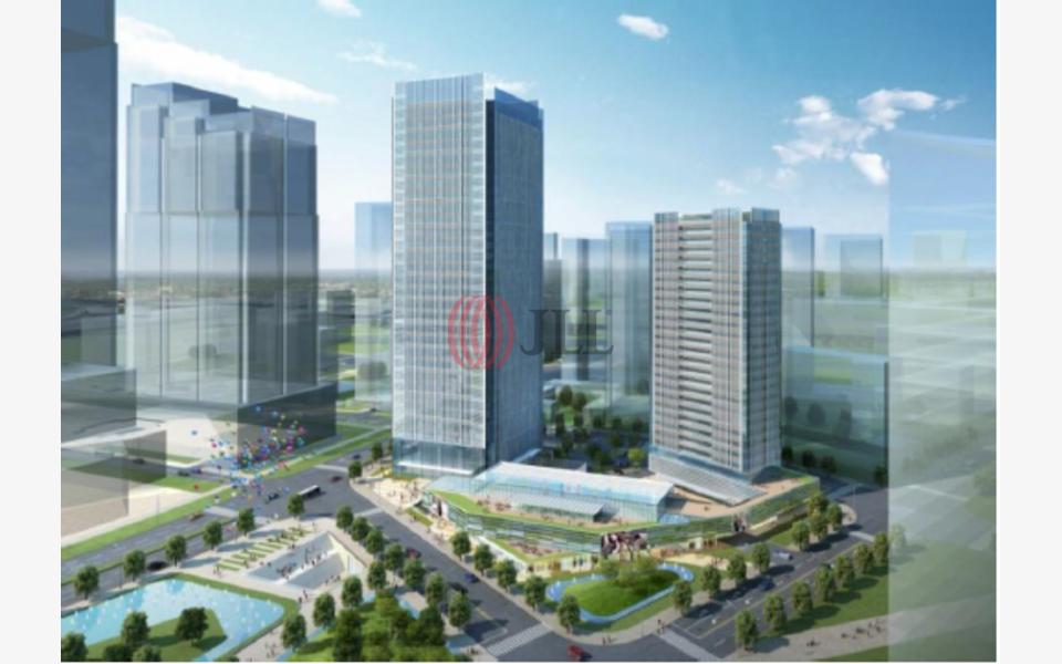 前滩时代广场_办公室租赁-CHN-P-001M1K-New-Bund-Time-Square_358267_20200317_002
