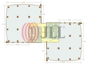 万通中心AB座_办公室租赁-CHN-P-0019AR-Vantone-Center-Tower-AB_10175_20170916_002