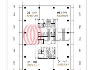 国华金融中心-A塔_办公室租赁-CHN-P-0019RC-Guohua-Financial-Centre-Tower-A_14322_20171011_005