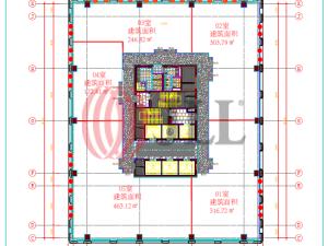 双狮汇A座_办公室租赁-CHN-P-001K54-North-Bund-Plaza-Tower-A_245568_20190815_001