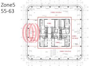 前滩中心_办公室租赁-CHN-P-001M1D-New-Bund-Center_358269_20210106_002