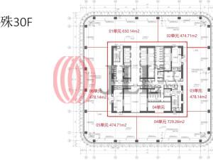 前滩中心_办公室租赁-CHN-P-001M1D-New-Bund-Center_358269_20210106_003