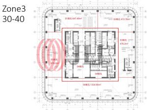 前滩中心_办公室租赁-CHN-P-001M1D-New-Bund-Center_358269_20210106_004