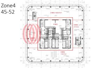 前滩中心_办公室租赁-CHN-P-001M1D-New-Bund-Center_358269_20210106_006