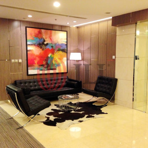 CEO SUITE (Hong Kong New World Tower)