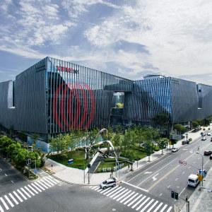 虹桥万科中心一号楼_办公室租赁-CHN-P-0007ET-Hongqiao-Vanke-Center-Phase-I_1574_20170916_001