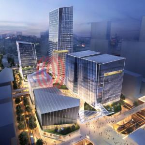 上海梦中心_办公室租赁-CHN-P-0004K9-Dream-Center_3917_20170916_001