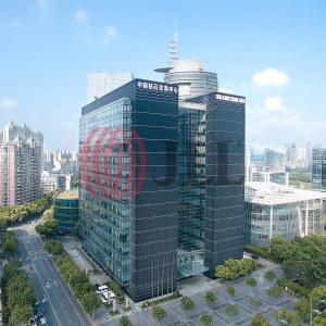 China Diamond Exchange Center Building